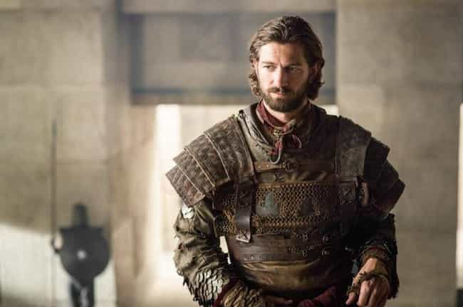 Daario Naharis is listed (or ranked) 3 on the list How Game of Thrones Characters Look in the Books