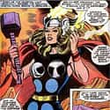 Thordis is listed (or ranked) 32 on the list The Best Thor Versions Of All Time