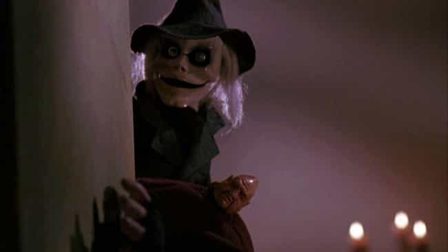 Puppet Master is listed (or ranked) 3 on the list The Easiest Horror Monsters To Outrun