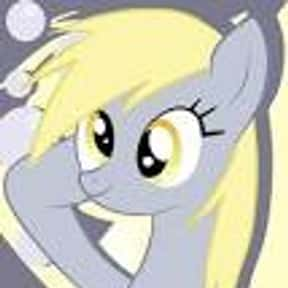Derpy Hooves is listed (or ranked) 20 on the list The Best My Little Pony: Friendship Is Magic Characters