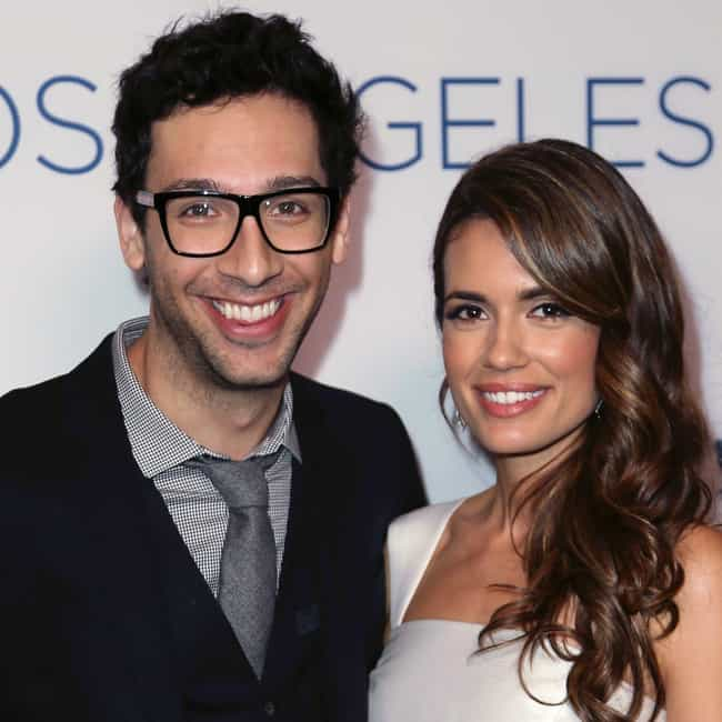 Rick Glassman is listed (or ranked) 3 on the list Torrey DeVitto Loves and Hookups