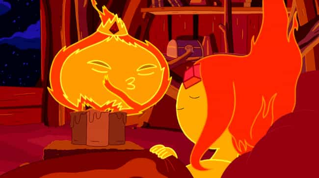 Flame Princess is listed (or ranked) 1 on the list Which Adventure Time Character Are You According To Your Zodiac Sign