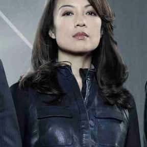 Melinda May is listed (or ranked) 11 on the list The Best Female Characters on TV Right Now