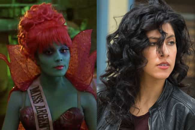 Stephanie Beatriz is listed (or ranked) 2 on the list Who Would Star In Beetlejuice If It Were Made Today