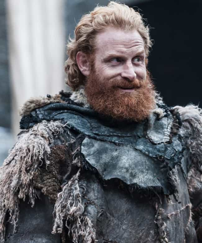 Tormund Giantsbane is listed (or ranked) 3 on the list The Best Old Man Bushy Beards in Pop Culture