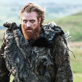 Tormund Giantsbane is listed (or ranked) 9 on the list The Most Hardcore Game of Thrones Characters