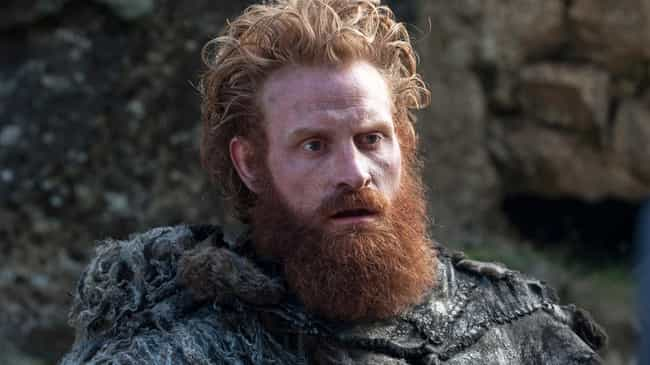 Tormund Giantsbane is listed (or ranked) 1 on the list The Best Beards on Game of Thrones