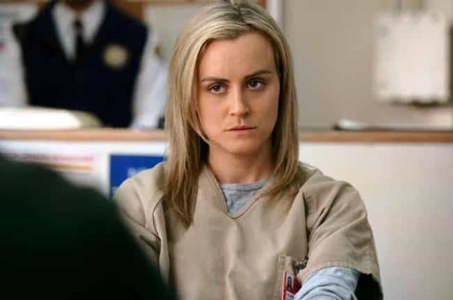 Piper Chapman is listed (or ranked) 4 on the list Regrettable Characters Who (Nearly) Ruined Good TV Shows