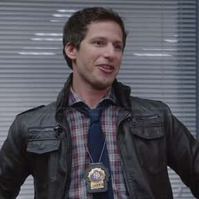 Detective Jake Peralta is listed (or ranked) 5 on the list The Funniest Characters Currently on TV