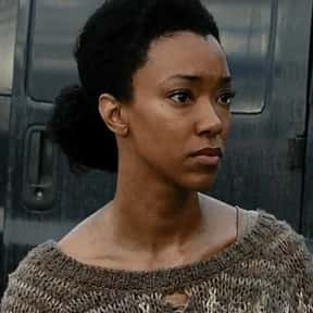 Sasha Williams is listed (or ranked) 18 on the list The Best Walking Dead Characters, Ranked