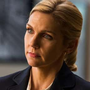 Rhea Seehorn, 'Better Call Sau is listed (or ranked) 3 on the list 50 Snubs From The 2020 Emmy Nominations