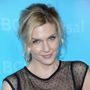 Rhea Seehorn is listed (or ranked) 10 on the list Hottest Female Celebrities in Their 40s in 2015