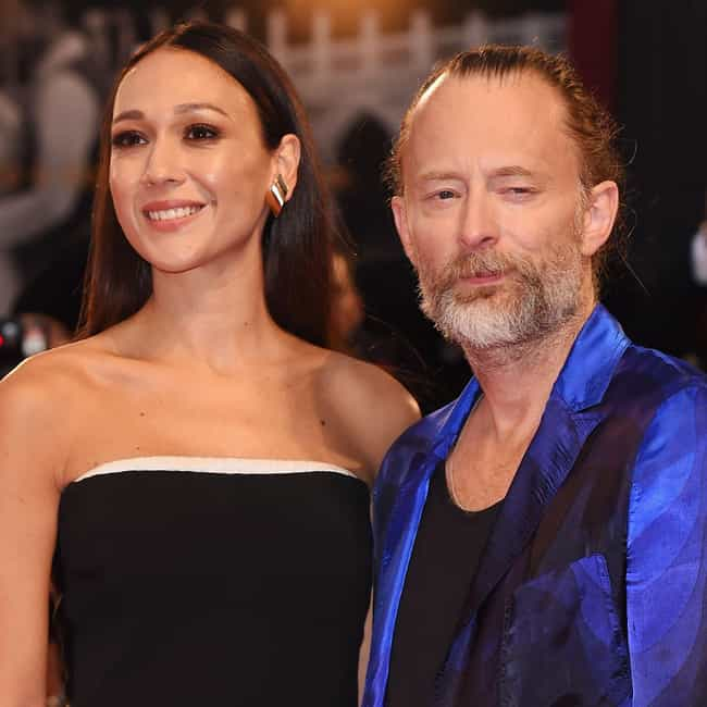 Dajana Roncione is listed (or ranked) 1 on the list Thom Yorke Loves and Hookups