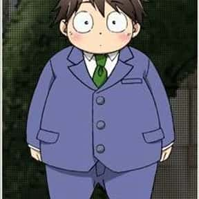 Haruyuki Arita is listed (or ranked) 12 on the list The Greatest Fat Anime Characters of All Time