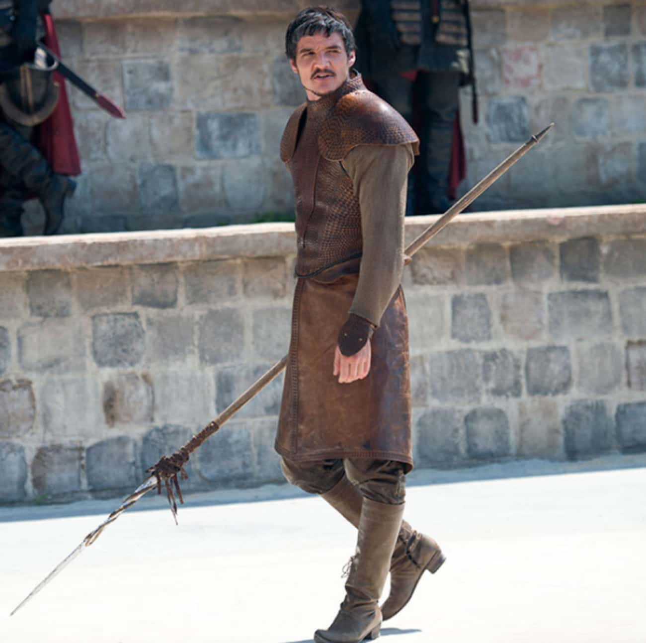Oberyn Martell is listed (or ranked) 3 on the list In Memoriam: 'Game of Thrones' Characters We Miss The Most