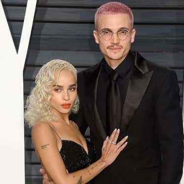 Karl Glusman is listed (or ranked) 1 on the list Zoe Kravitz Loves and Hookups