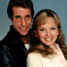 Ashley Pfister is listed (or ranked) 15 on the list All Happy Days Characters