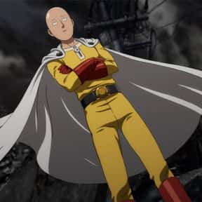 One-Punch Man is listed (or ranked) 4 on the list The Best Anime With Adult Protagonists
