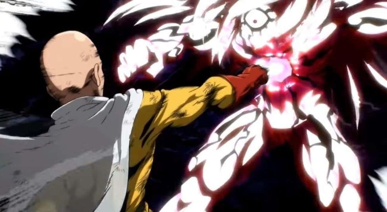 Serious Punch - 'One Punch Man'