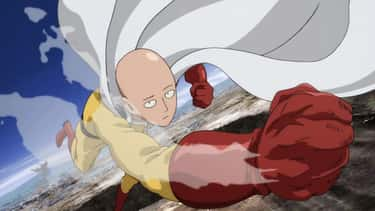 Saitama is listed (or ranked) 1 on the list The 20 Best One Punch Man Characters