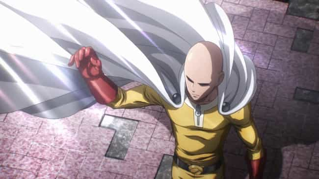 Saitama is listed (or ranked) 4 on the list The 13 Greatest Anime Vigilantes of All Time, Ranked