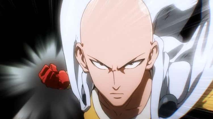 Saitama From One Punch Man