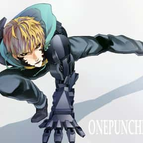 Genos is listed (or ranked) 4 on the list The Best Cyborg Anime Characters