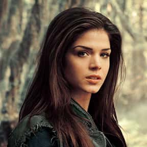 Octavia Black is listed (or ranked) 19 on the list The Best Female Characters on TV Right Now