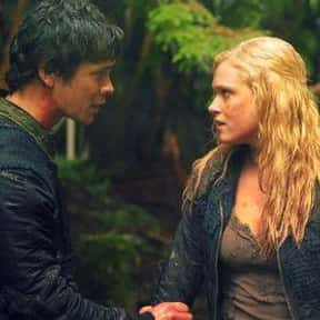 Clarke Griffin and Bellamy Bla is listed (or ranked) 10 on the list The Best Current TV Couples