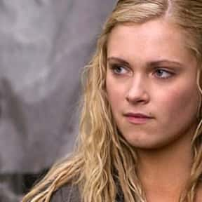 Clarke Walters is listed (or ranked) 6 on the list The Best Female Characters on TV Right Now