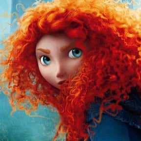 Merida is listed (or ranked) 10 on the list The Best Disney Princesses