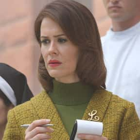 Lana Winters is listed (or ranked) 6 on the list The Best Characters from a Ryan Murphy Show