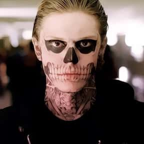 Tate Langdon is listed (or ranked) 6 on the list The Greatest Bad Boys in TV History