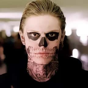Tate Langdon is listed (or ranked) 7 on the list The Best Characters from a Ryan Murphy Show