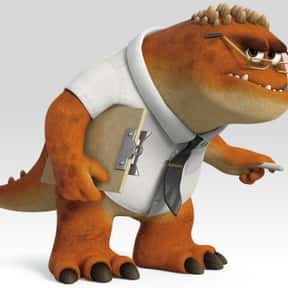 Professor Knight is listed (or ranked) 19 on the list All The Monsters In The 'Monsters, Inc.' Franchise, Ranked By Cuteness