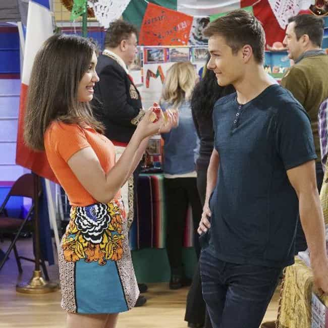 Peyton Meyer is listed (or ranked) 3 on the list Rowan Blanchard Loves and Hookups