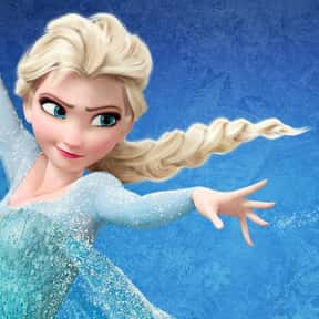 Elsa is listed (or ranked) 15 on the list The Greatest Female Characters in Film History