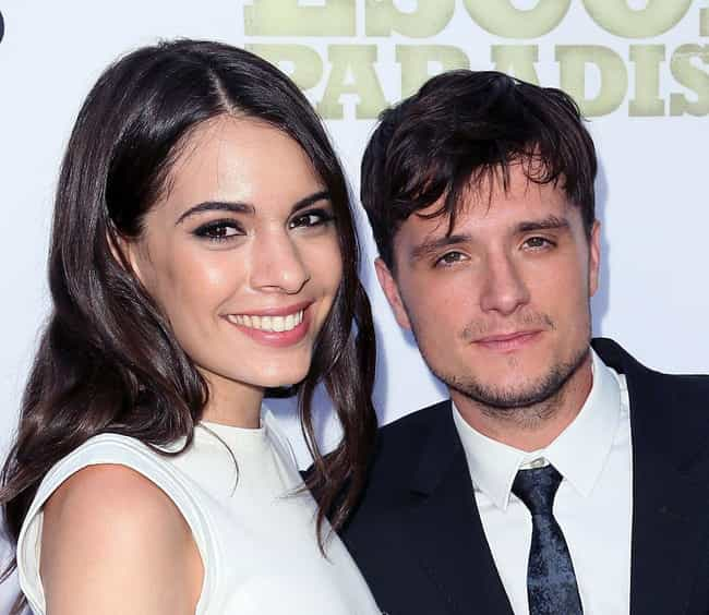 Claudia Traisac Is Listed Or Ranked 1 On The List Josh Hutcherson Loves And