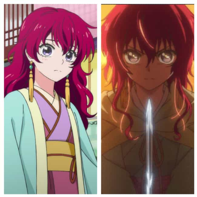 Yona is listed (or ranked) 3 on the list 14 Anime Characters With The Best Character Development