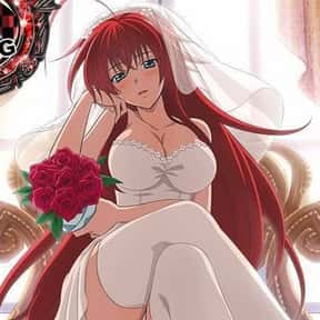 Rias Gremory is listed (or ranked) 11 on the list The Best Anime Characters With Red Hair