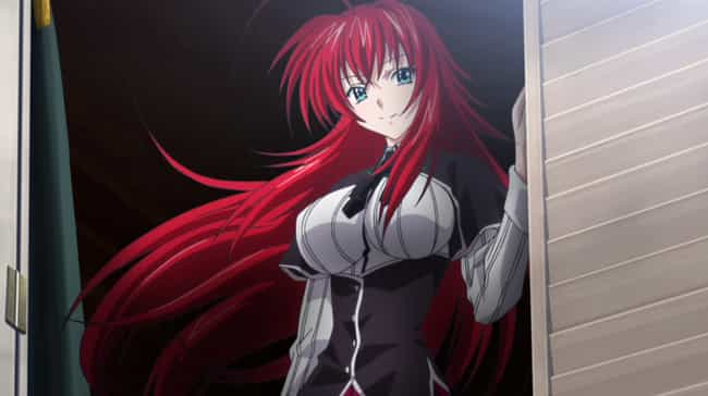 Rias Gremory is listed (or ranked) 2 on the list The Hottest Ecchi Anime Girls Of All Time
