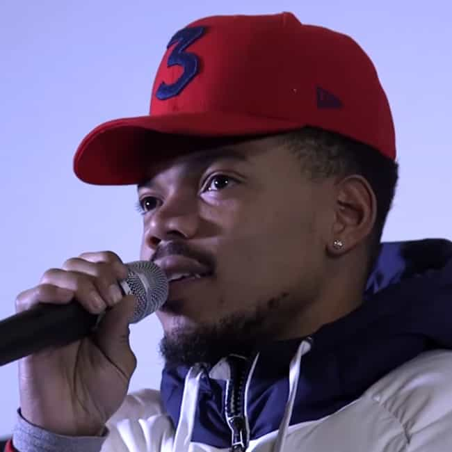 Chance The Rapper is listed (or ranked) 4 on the list Celebrities Who Play 'Fortnite: Battle Royale'