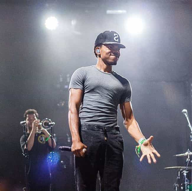 Chance The Rapper is listed (or ranked) 6 on the list Rappers Who Struggle with Mental Illness