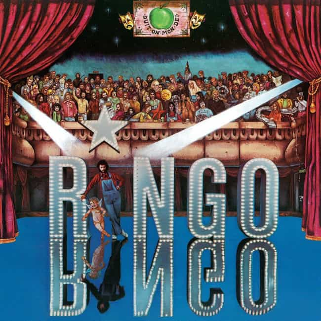 Ringo is listed (or ranked) 1 on the list The Best Ringo Starr Albums of All-Time