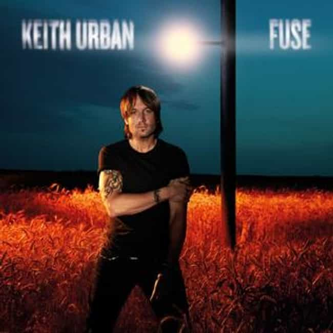 Fuse is listed (or ranked) 7 on the list The Best Keith Urban Albums of All Time