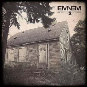The Marshall Mathers LP 2 is listed (or ranked) 2 on the list Which Delayed Albums Were Actually Worth the Wait?