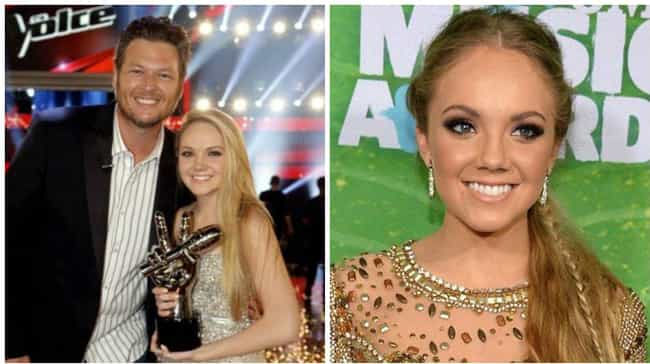 Danielle Bradbery is listed (or ranked) 4 on the list Winners of The Voice Who Failed to Launch Careers