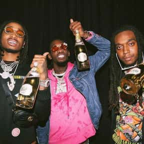 Migos is listed (or ranked) 11 on the list Rappers with the Best Mixtapes, Ranked