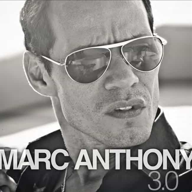 3.0 is listed (or ranked) 3 on the list The Best Marc Anthony Albums of All Time