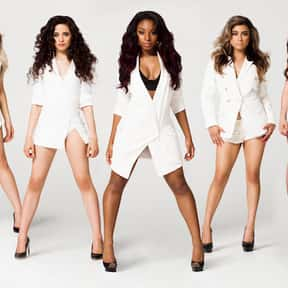 Fifth Harmony is listed (or ranked) 22 on the list The Best Girl Groups